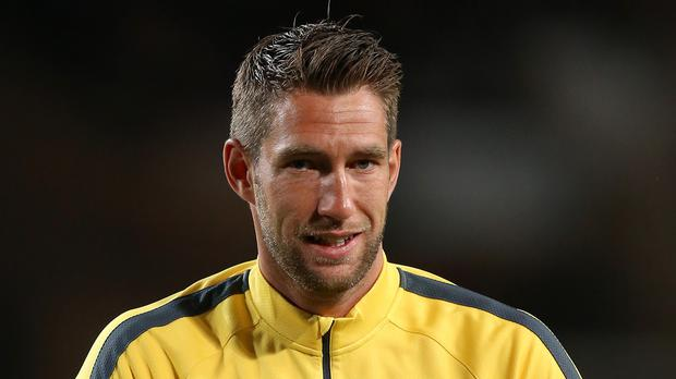 Maarten Stekelenburg will spend next season on loan with Southampton