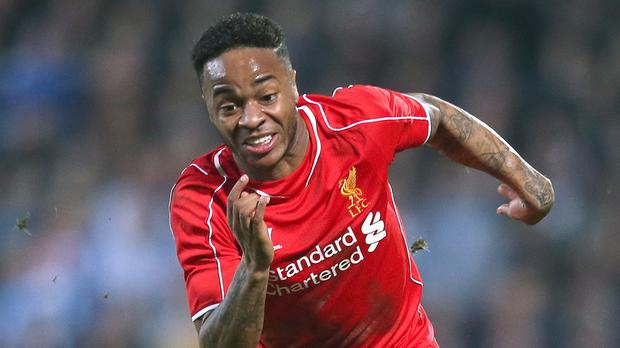 Liverpool's Raheem Sterling continues to interest Manchester City