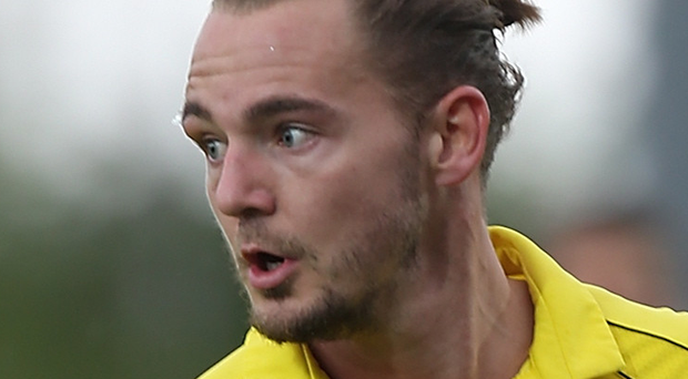 Adam McGurk has made the move from Burton Albion to Portsmouth