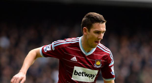 West Ham midfielder Stewart Downing is a target for Sunderland