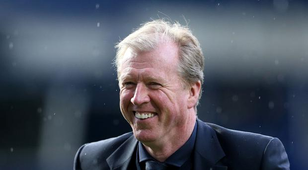 Newcastle head coach Steve McClaren is slowly assembling his staff