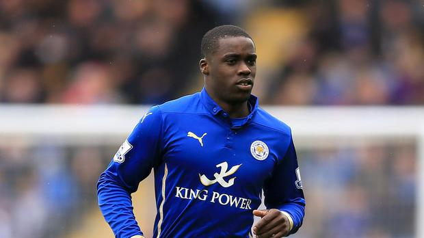 Jeffrey Schlupp has signed a new contract at Leicester