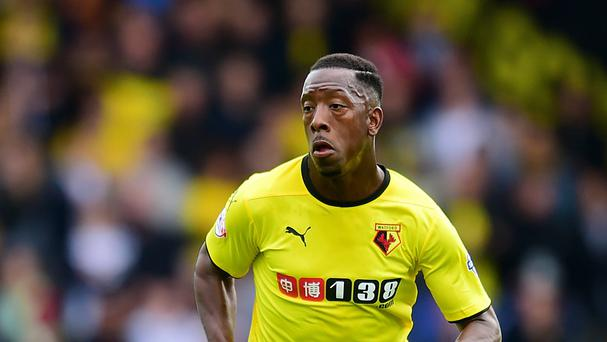 Lloyd Doyley will stay at Watford until at least September
