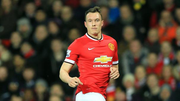 Phil Jones has committed his future to Manchester United