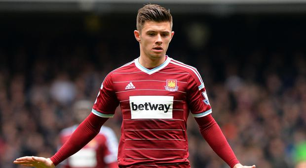 Aaron Cresswell is looking forward to playing in the Europa League with West Ham this season