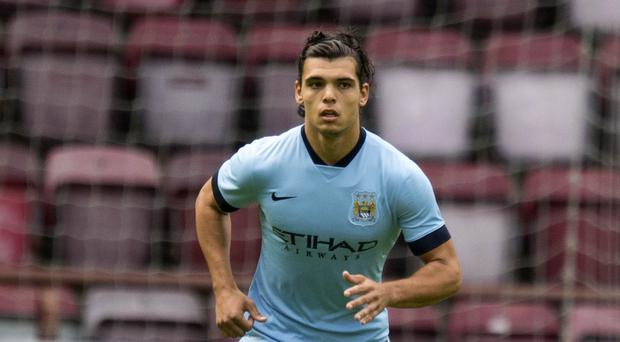Manchester City defender Karim Rekik is set to join Marseille