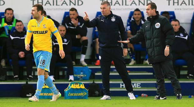 Nigel Pearson was involved in a number of controversies during his Leicester reign