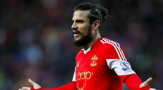 Dani Osvaldo's Southampton contract has been terminated