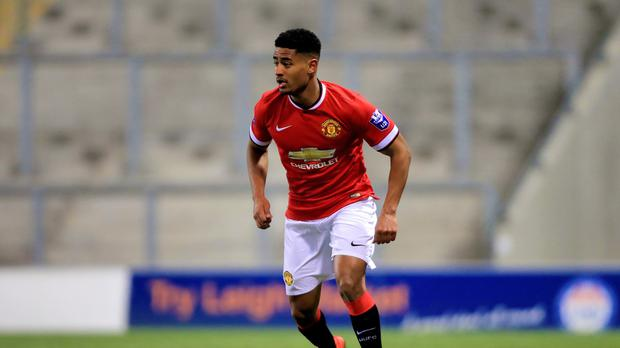 Saidy Janko is set leave Old Trafford for Celtic