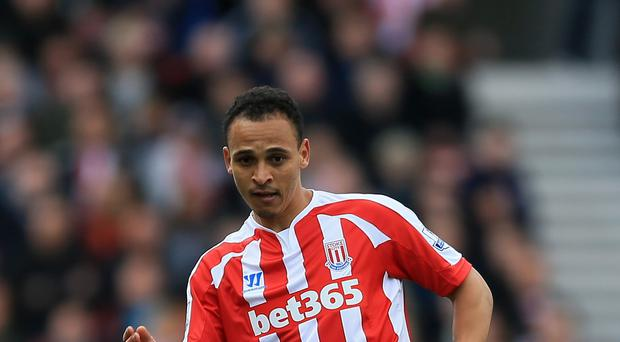 Stoke forward Peter Odemwingie has extended his contract