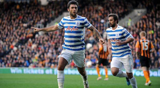 Charlie Austin scored 18 goals as QPR were relegated from the Premier League last season