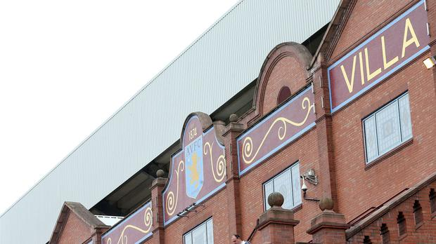 Villa Park will host the Premier League's first Friday evening fixture
