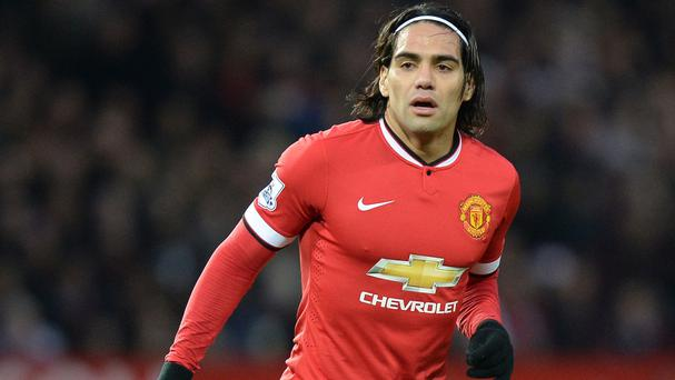 New Chelsea signing Radamel Falcao spent last season on loan at Premier League rivals Manchester United.