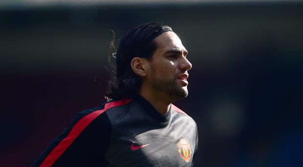 Radamel Falcao will line up for Chelsea next season