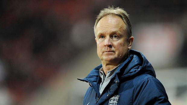Sean O'Driscoll left his England Under-19 role earlier this summer
