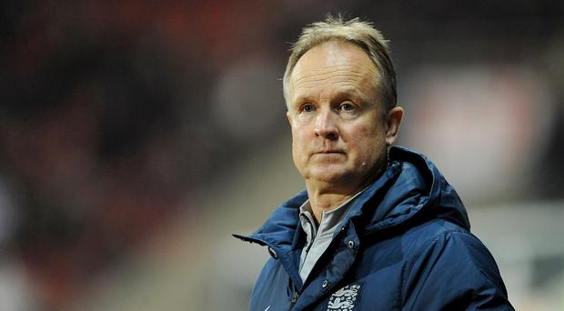 Sean O'Driscoll has joined Liverpool's backroom staff