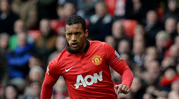 Nani has left Manchester United for Fenerbahce