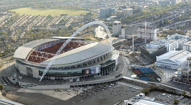 Chelsea could play at Wembley as they develop current home Stamford Bridge.