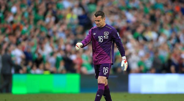 Shay Given is close to leaving Aston Villa for Middlesbrough