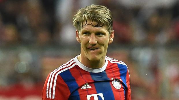 Bastian Schweinsteiger has been linked with a move to Manchester United