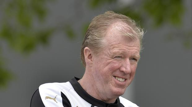 Newcastle United head coach Steve McClaren is hoping for a transfer breakthrough