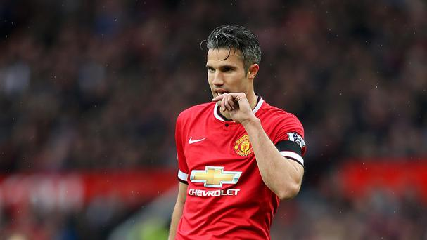 Robin van Persie is in talks with Fenerbahce, the Turkish club said.