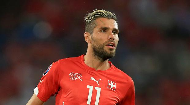 Switzerland international Valon Behrami has signed for Watford