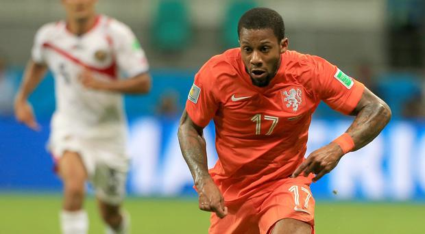 Jeremain Lens has confirmed he is in talks with Sunderland