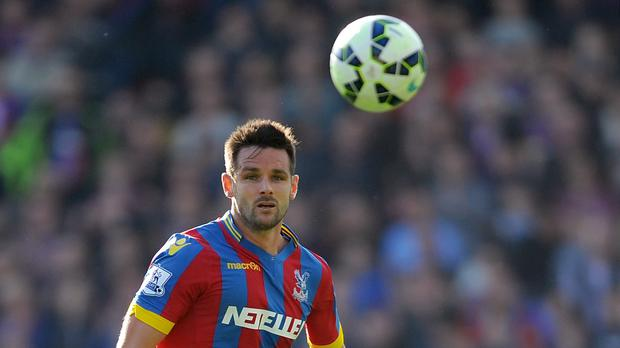 Crystal Palace defender Scott Dann was tipped for an England call-up last season