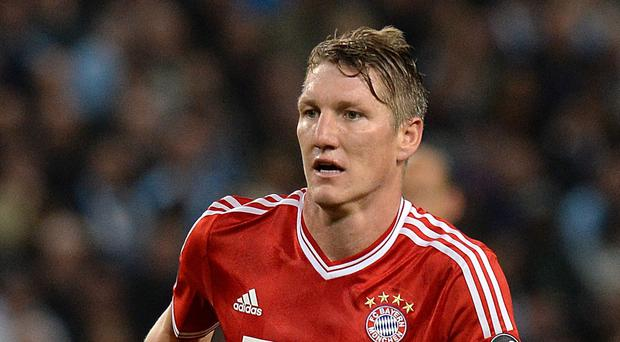 Bastian Schweinsteiger has been hailed as