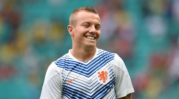 Holland's Jordy Clasie has signed for Southampton