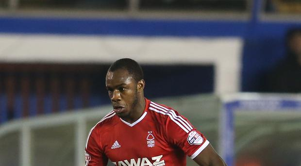 Nottingham Forest winger Michail Antonio is a target for West Brom.