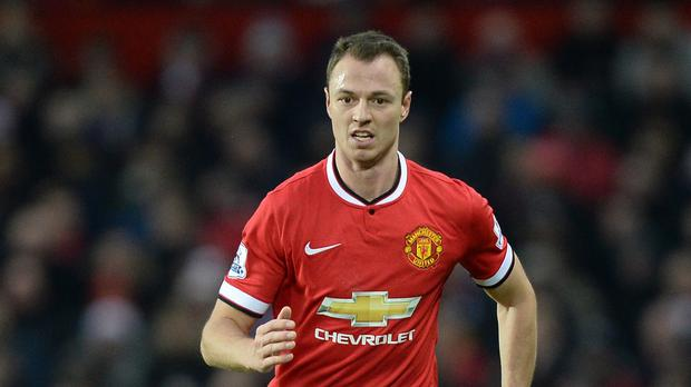 Jonny Evans graduated through the ranks at Old Trafford
