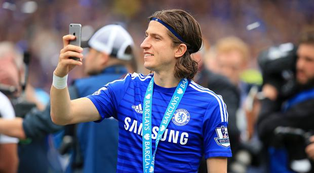Filipe Luis is under contract with Chelsea until June 2017.