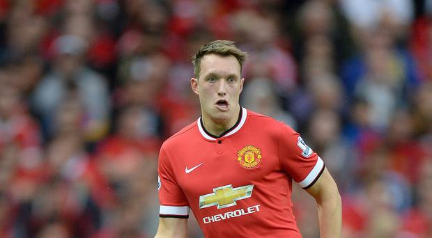 Phil Jones is looking forward to a successful year with Manchester United
