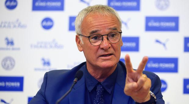 Leicester boss Claudio Ranieri has returned to the Premier League for the first time since 2004