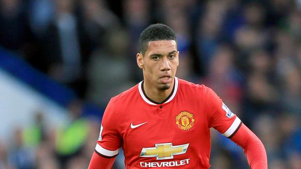 Chris Smalling is looking to kick on after signing a new deal with United earlier this year