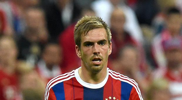 Bayern Munich's Philipp Lahm, pictured, cannot be sure Thomas Muller will stay at the club