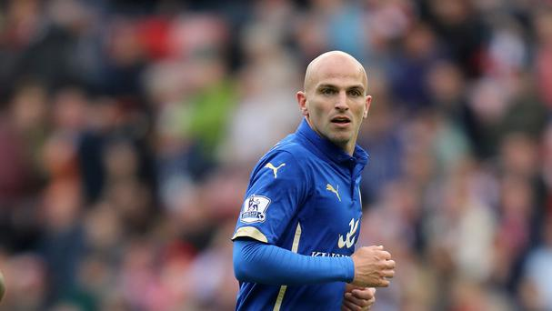 Esteban Cambiasso says Leicester will remain forever in his heart