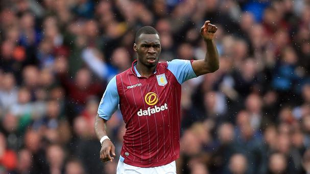 Christian Benteke is set to join Liverpool