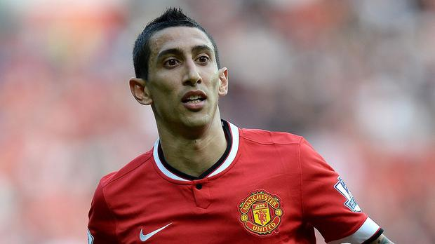 Angel Di Maria has struggled at United since his move from Real Madrid
