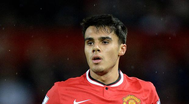 Reece James has joined Wigan from Manchester United