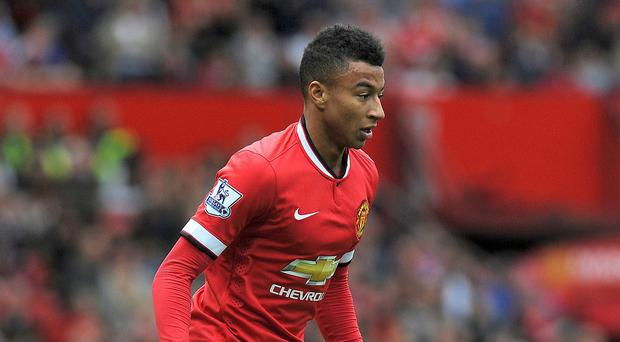 Jesse Lingard suffered a serious injury on his only appearance for United against Swansea