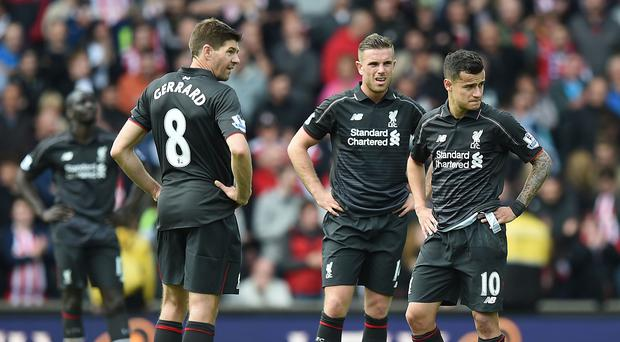 Stoke stunned Liverpool on the final day of last season
