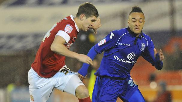 John Stones, left, had a meteoric rise at Barnsley