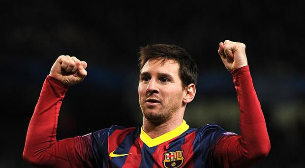 In Lionel Messi, Barca have the biggest star on the planet