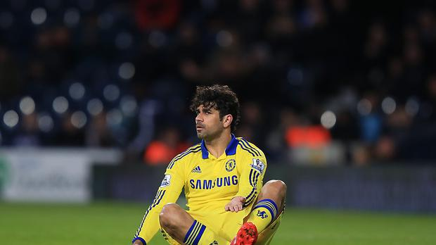 Chelsea's Diego Costa sees no reason to change his approach
