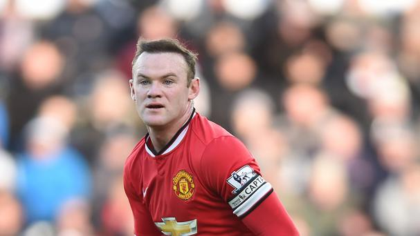 Wayne Rooney scored the opener as Manchester United beat Barcelona on their US tour