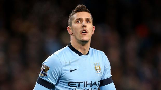 Stevan Jovetic is set for a move to Inter Milan after a difficult spell in Manchester