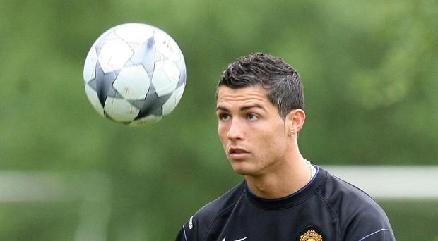 Cristiano Ronaldo became a fans' favourite during his six-year spell at Manchester United